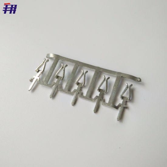 OEM Custom Precision Metal Stamping Terminal Made in China - China ...