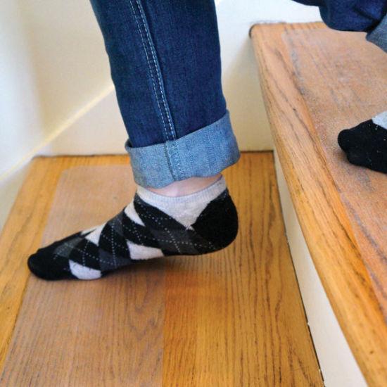 Clear Peva Bathroom Stair Tread Anti Slip Grip Tape Waterproof