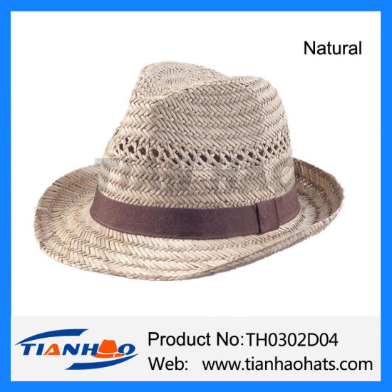c2b932a6 China Cheapest Man Fedora Trilby Sun Hat for Promotion - China ...
