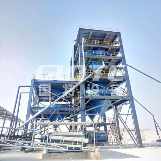 High Quality Frac Sand Processing Equipment