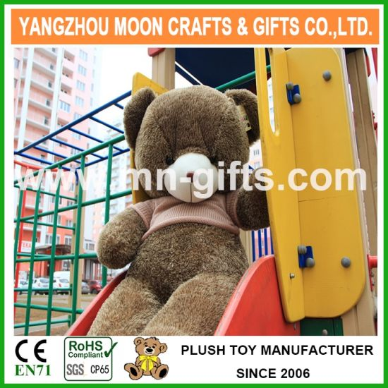 Kids Soft Plush Big Valentine Teddy Bear Cartoon Design Plush Toy pictures & photos