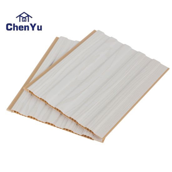 PVC False Ceiling Wall Board and PVC Panel Width 200mm/250mm/300mm/400mm Laminated 3D Fireproof Ceiling
