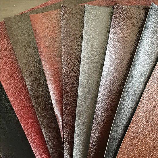 Factory Wholesale Artificial Synthetic Excellent Quality Sofa Shoes Wholesale PVC Artificial Leather PU Leather for Bags PU Leather