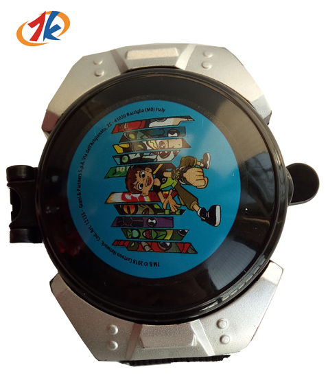 Plastic Kids Wrist Disc Shooting Toy for Promotion