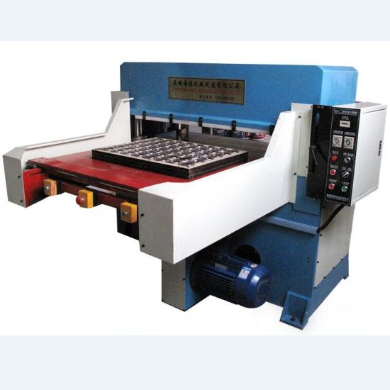 Double Sliding Auto Feed Cutting Machine for Blister Packaging