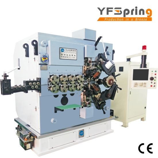 China yfspring coilers c580 multi servos wire diameter 300 800 yfspring coilers c580 multi servos wire diameter 300 800 mm cnc spring coiling machine keyboard keysfo Image collections