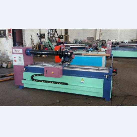 Abrasive Cloth Fabric Roll Slitter & Rewinder Factory