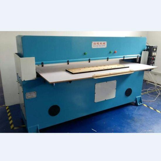 Hydraulic 4 Post Plywood Die Cutting Machine