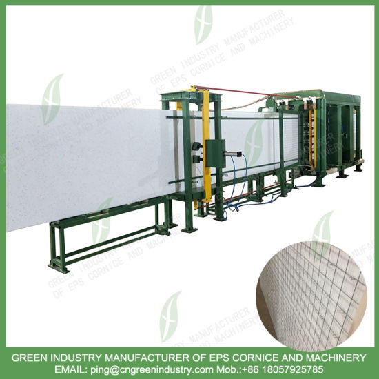 3D EPS Wire Mesh Panel Production Line pictures & photos