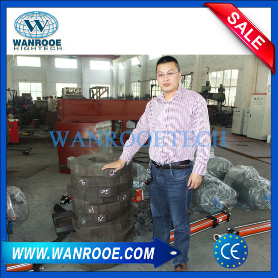 China Factory Steel Copper Metal Aluminum Can Recycling Shredder pictures & photos