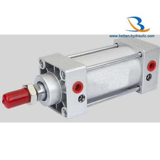 DNC40 Series ISO6431 Double Acting Pneumatic Cylinder pictures & photos