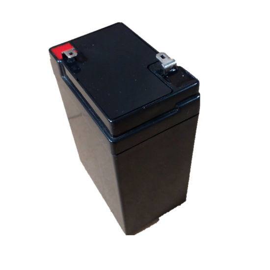 High Tech 6V 4ah SLA Battery for Cyclic Charging Application pictures & photos
