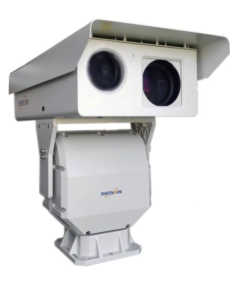 2km HD IP CCTV Laser Night Vision Camera pictures & photos