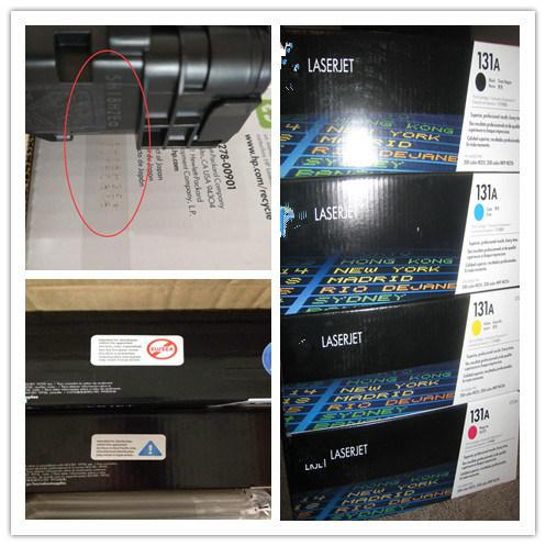 126A Toner Cartridge for HP Ce310A Toner