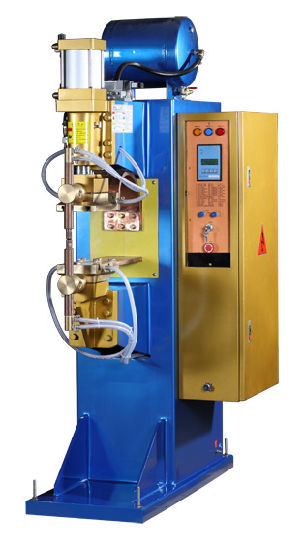 Mf Series Middle Frequency DC Inverter Spot & Projection Welding Machine