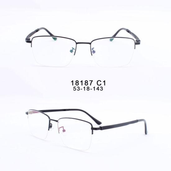 Latest Design China Wholesales Metal Optical Frame