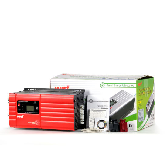 Low Frequency 2kw 24VDC Inverter in High Quality pictures & photos