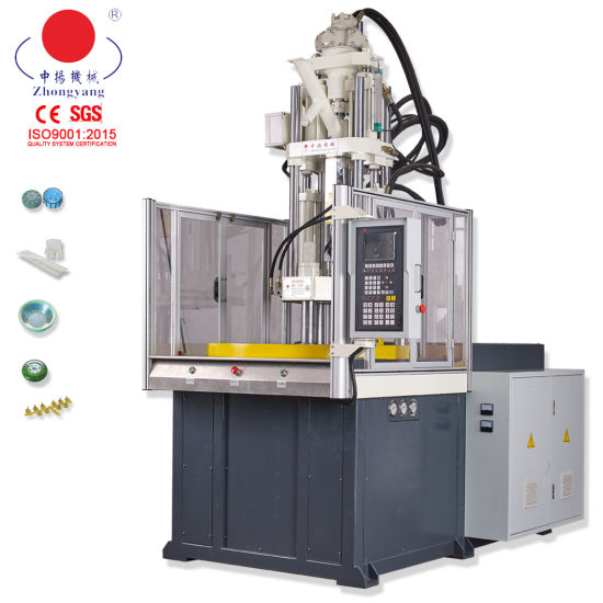 Oil Filter Rolling Table Vertical 85ton Injection Molding Machine Price