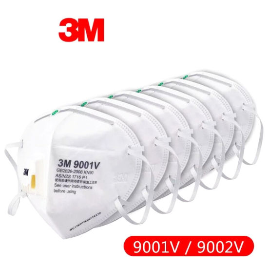 3m dust mask with valve