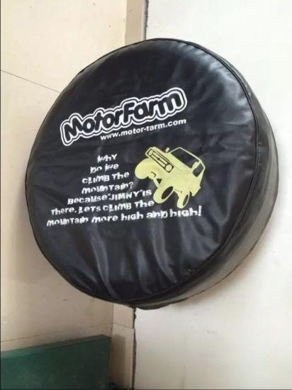PVC Custom Spare Wheel Tire Soft Cover 15 16 17 18 Inches