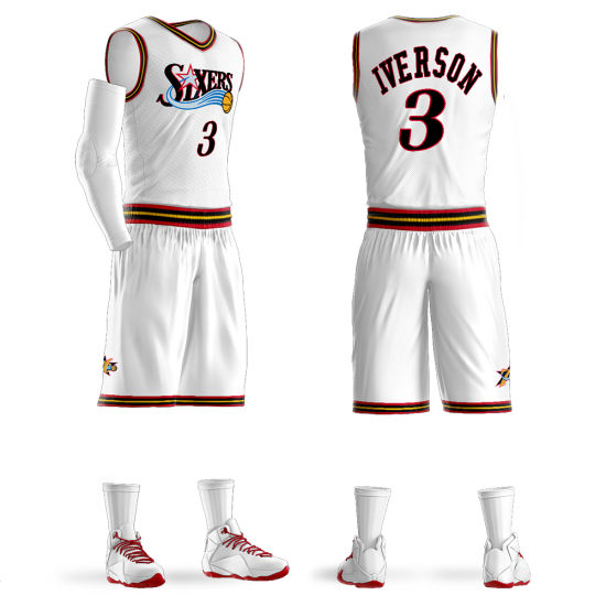 2019 OEM Customized Sublimation Basketball Jersey Uniform Design
