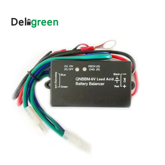 Qnbbm Active Ce Approved 1s 2V 6V 12V Lead Acid Battery Voltage Equalizers pictures & photos