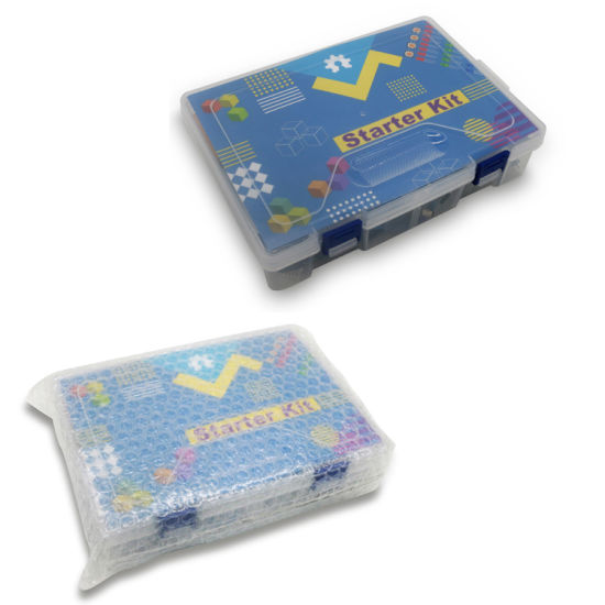 Super Starter Kit with CD Tutorial for Arduinos Uno R3 1602 LCD Servo Ultrasonic Mot