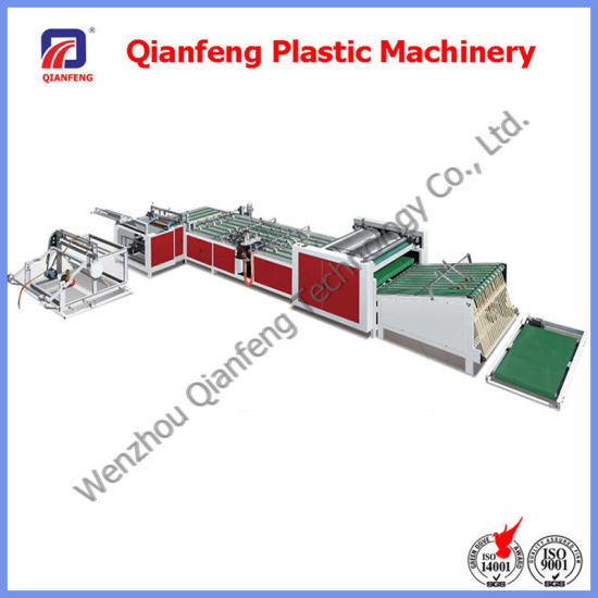 Automatic Cutting Sewing and Printing Machine for PP Woven Bag/Sack