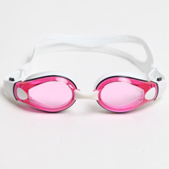 New Colorful Popular Anti UV Silicone Unisex Swimming Goggle