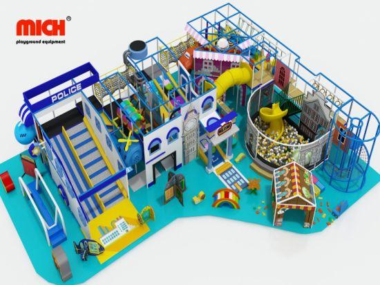 2019 Mich Children Commercial Indoor Playground Equipment