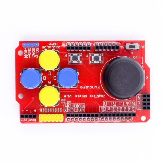 China Joystick Shield Module Robotics Control - China Joystick, Shield
