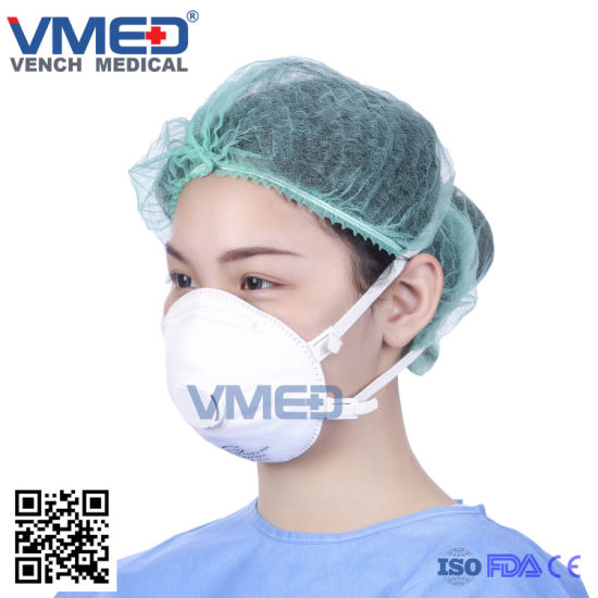 Protective Dust Molded Use Disposable 4-ply Face Mask Mask Ffp2 3-ply Non-woven Industrial Nonwoven Ce