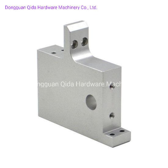 5 Axis Precision CNC Machining Precision Parts Aluminum Parts