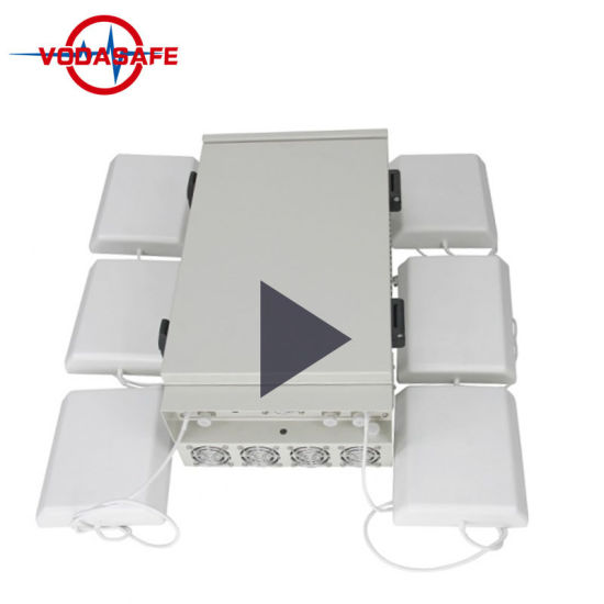 China High Power Drone Prison Signal Jammer Block for