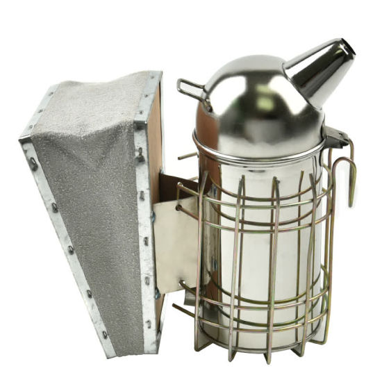 Beekeeping Tools Bee Moker Sale Stainless Steel Beehive Smoker pictures & photos