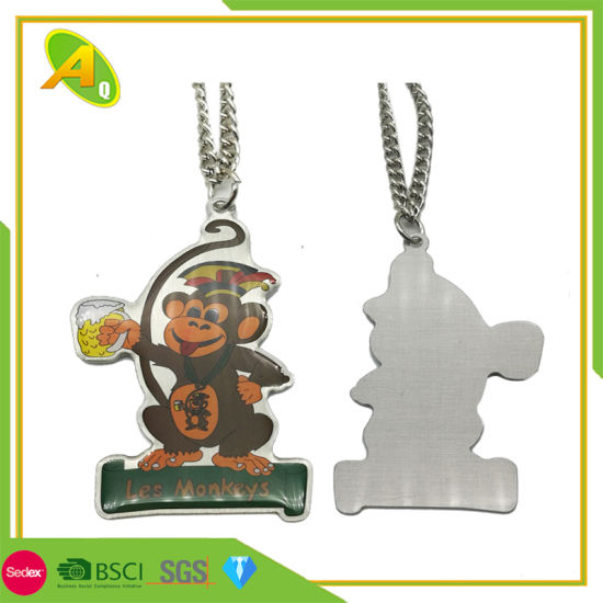 China Custom Pendant Special Shape National Day Award Medals