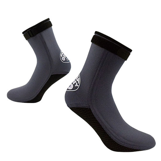 Neoprene Diving Boots 3mm Swim Surf Snorkeling Socks Warm Coldproof Shoes