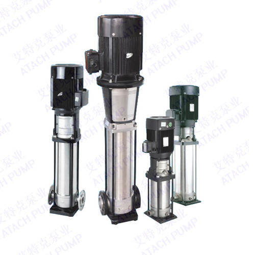 Dl2-260 Stainless Steel Multistage Pure Water Pump pictures & photos