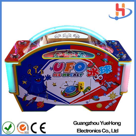 2021 Hot Selling Bridge Scoring Guangzhou Child Ice Hockey Arcade