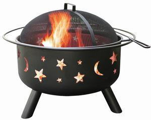 China Outdoor Heat Resistant Paint Fire Pit China Elliptical Head Dished Head