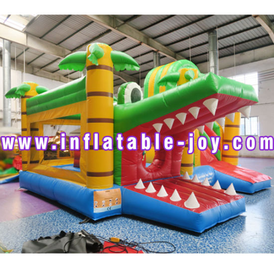 Best Sale Inflatable Bouncer Jumper for Kids, Banner Inflatable Jumping House for Party pictures & photos