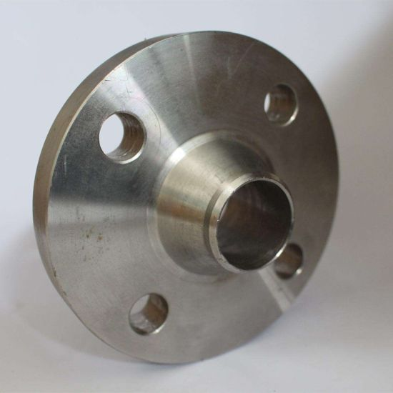 Forged A105 ANSI B16.5 150#/300# Carbon/Stainless Steel Flange