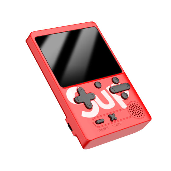 Classic Retro 800 Games in 1 3.0 Inch TFT Sup M6 Handheld Video Game Console Arcade Game Box for Sale