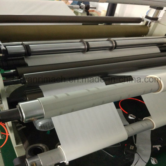 Automatic Kraft Paper Laminating Slitting Machine pictures & photos