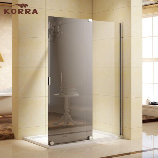 Bottom Sliding Shower Door/Shower Enclosure/Shower Screen L10121