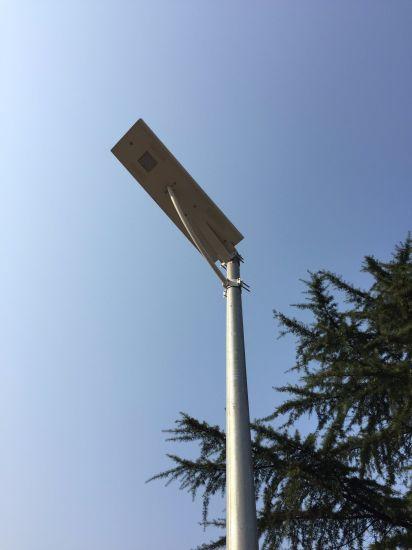 30W Integrated LED Solar Street Light All in One Solar Park Light