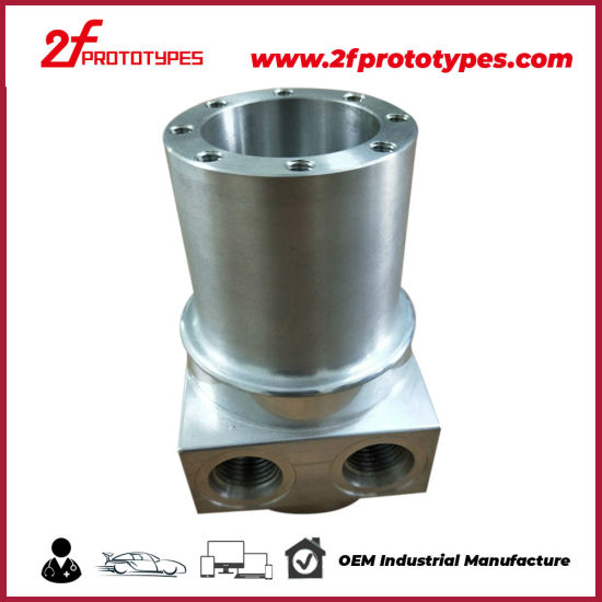 Plastic Injection Mould CNC Metal Machining Prototype