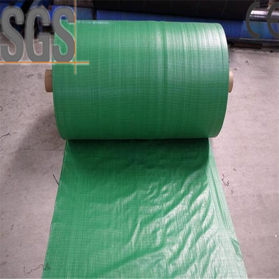 PP Woven Ground Cover Fabric for Gardening Weed Control pictures & photos