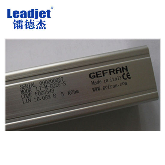 Hot Sale Prodution Expiry Date Code Ink-Jet Printer pictures & photos