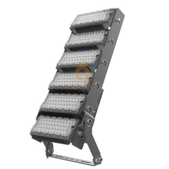 Waterproof IP66 High Power 600W Energy Saving Stadium High Mast LED Flood Light